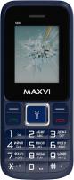 Мобильный телефон Maxvi С 3i (маренго) -
