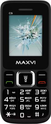 Мобильный телефон Maxvi С 3i мобильный телефон maxvi b9 black