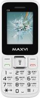 Мобильный телефон Maxvi С 3i (белый) -