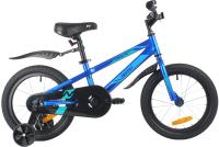 Детский велосипед Novatrack Juster 165JUSTER.BL21 -