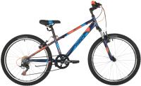 Велосипед Novatrack Extreme 24SH6SV.EXTREME.12BL21 -