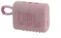 Портативная колонка JBL Go 3 (розовый) -