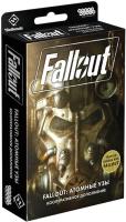 Настольная игра Мир Хобби Fallout: Атомные узы / 915280 -