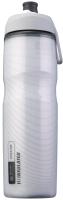Шейкер спортивный Blender Bottle Hydration Halex Insulated Full Color / BB-HAIN-FCWH (белый) -