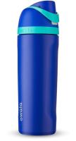 Бутылка для воды Owala FreeSip Stainless Stee / OW-FS19-SSSB (синий) -