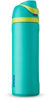 Бутылка для воды Owala FreeSip Stainless Stee / OW-FS24-SSNB (морской зеленый) -
