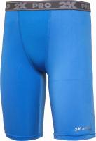 Тайтсы 2K Sport Team / 120815 (L, синий) -
