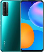 Смартфон Huawei P Smart 2021 / PPA-LX1 (ярко-зеленый) -