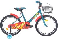 Детский велосипед AIST Goofy 2021 (16, зеленый) -