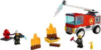 Конструктор Lego Пожарная машина с лестницей / 60280 -