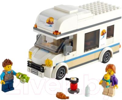 Конструктор Lego City Отпуск в доме на колесах / 60283