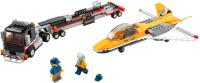 Конструктор Lego Транспортировка самолета на авиашоу / 60289 -