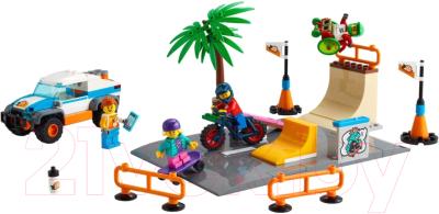 Конструктор Lego City Скейт-парк / 60290
