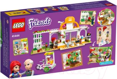Конструктор Lego Friends Органическое кафе Хартлейк-Сити / 41444