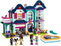Конструктор Lego Дом семьи Андреа / 41449 -