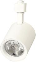 Трековый светильник JAZZway 5010635 (белый) -