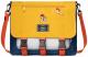 Сумка MAH M200162S01 (желтый/темно-синий/светло-серый) -