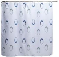 Шторка-занавеска для ванны Aquanet Круги SC7033A / 202329 -