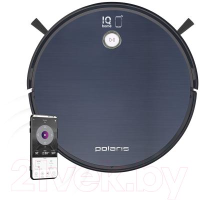 Робот-пылесос Polaris IQ Home Aqua PVCR 3300