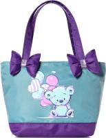 Детская сумка Galanteya 49918 / 9с861к45 (светло-зеленый/фиолетовый) -