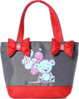 Детская сумка Galanteya 49918 / 9с861к45 (светло-серый/красный) -