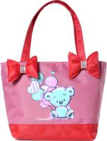 Детская сумка Galanteya 49918 / 9с861к45 (светло-розовый/красный) -