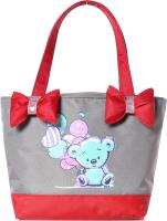 Детская сумка Galanteya 49918 / 9с861к45 (серебро/красный) -