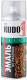 Эмаль Kudo Молотковая по ржавчине (520мл, серебристо-зеленый) -
