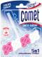 Чистящее средство для унитаза Comet Сменный блок Полярный Бриз (48гр) -