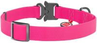 Ошейник Collar Waudog Waterproof 27937 (розовый) -