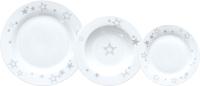 Набор тарелок Tognana Olimpia/Etoile silver / OM070185699 -