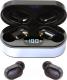 Беспроводные наушники Platinet PM1050B Bluetooth + зарядный футляр (черный) -