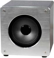 Портативная колонка Omega Bluetooth 8W / OG62A Aluminium -