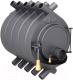 Печь отопительная Buran АОТ-14 Тип 02 (400м3) -