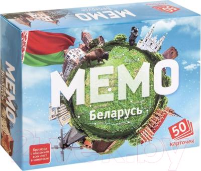 Настольная игра Нескучные игры Мемо Беларусь / 7953