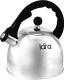 Чайник со свистком Lara LR00-05 -