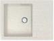 Мойка кухонная Berge BG-5850 (белый глянец) -