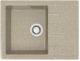 Мойка кухонная Berge BG-5850 (песочный глянцевый) -