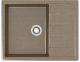 Мойка кухонная Berge BG-6502 (терракот глянцевый) -