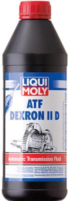 Трансмиссионное масло Liqui Moly ATF Dexron II D / 4443 (1л)