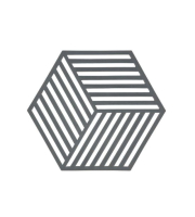 Подставка под горячее Zone Trivet Hexagon / 330137 (темно-серый) -