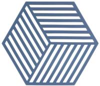 Подставка под горячее Zone Trivet Hexagon / 330340 (синий) -