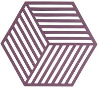 Подставка под горячее Zone Trivet Hexagon / 330342 (свекла) -