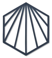 Подставка под горячее Zone Trivet Shell Ракушка / 331986 (синий) -