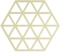 Подставка под горячее Zone Trivet Triangles Limone / 330367 -