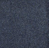 Ковровое покрытие Ideal Creative Flooring Dublin Heather Premiumback Midnight Blue 897 (4x2м) -