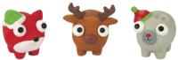 Игрушка для животных Beeztees Рождественское животные / 2500343 -