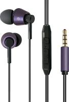 Наушники-гарнитура Crown CME-254 (фиолетовый) -