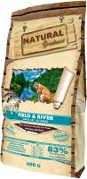 Корм для кошек Natural Greatness Field & River Recipe (600г) -