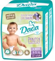 Подгузники-трусики детские Dada Pantsy Maxi 4 (22шт) -